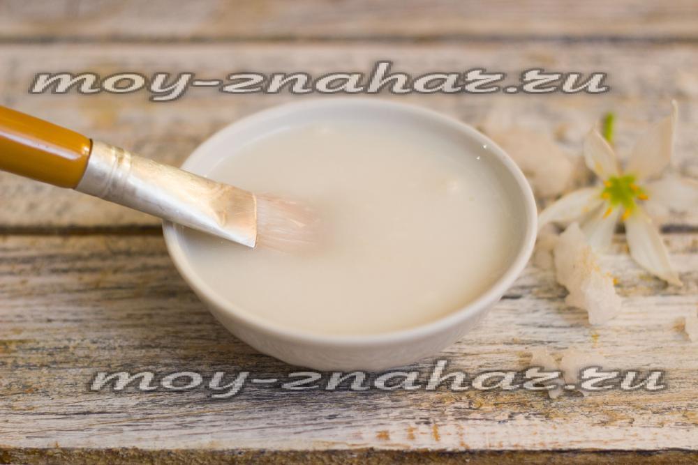 Альгинатные маски домашних условиях рецепт