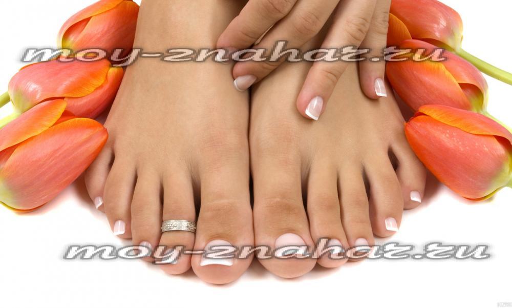 Экзодерил наноситься на ноготь или под