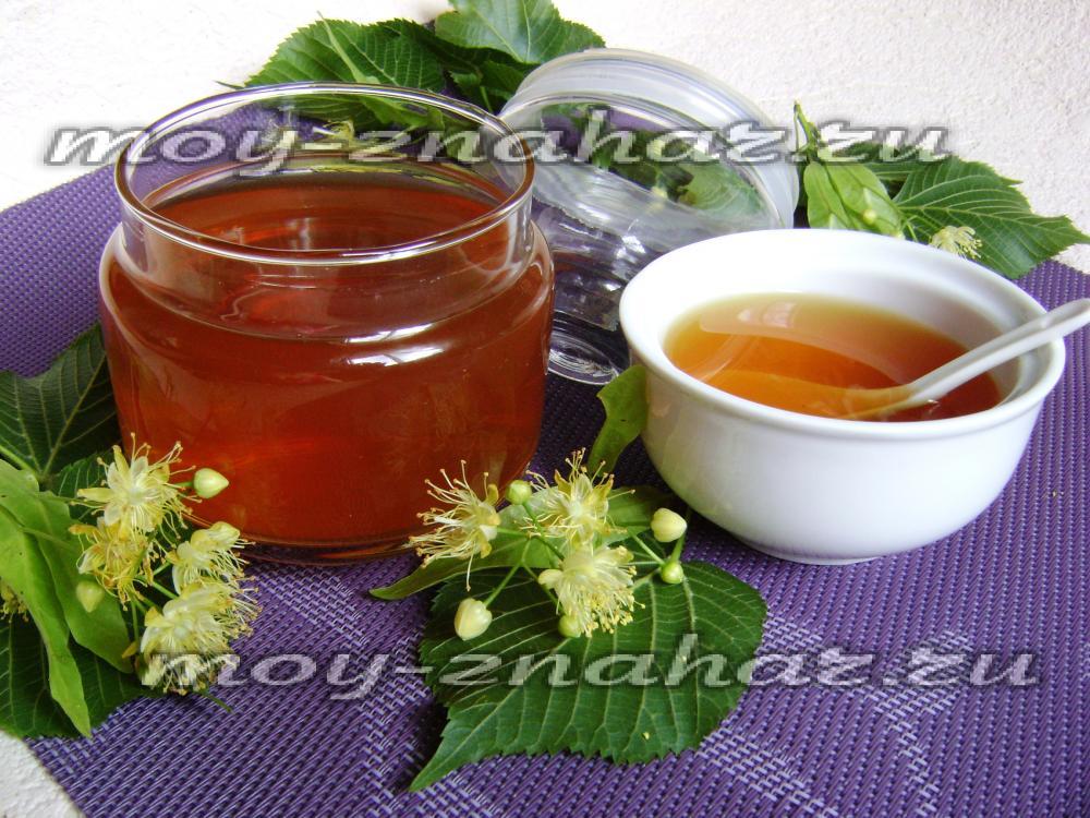 Как сварить мед из цветов липы