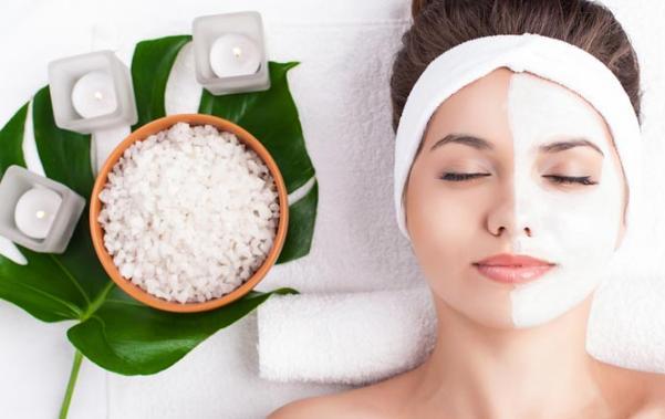 Процедура отбеливания кожи пятна
