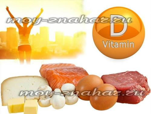 Избыток витамина д симптомы