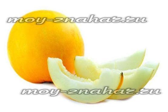 Дыня для очищения кишечника: натуральное слабительное