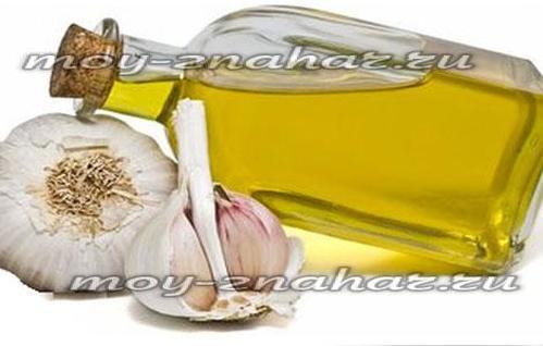 Чесночное масло рецепт для сосудов противопоказания thumbnail